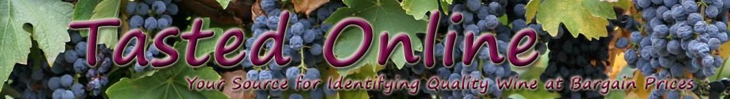 Tasted Online header image
