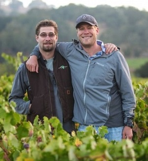 Jake and Scot Bilbro who run the Marietta winery  sc 1 st  Tasted Online & Marietta Cellars Old Vine Red Lot Number 62 California Red Wine