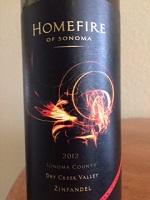 Homefire Zinfandel